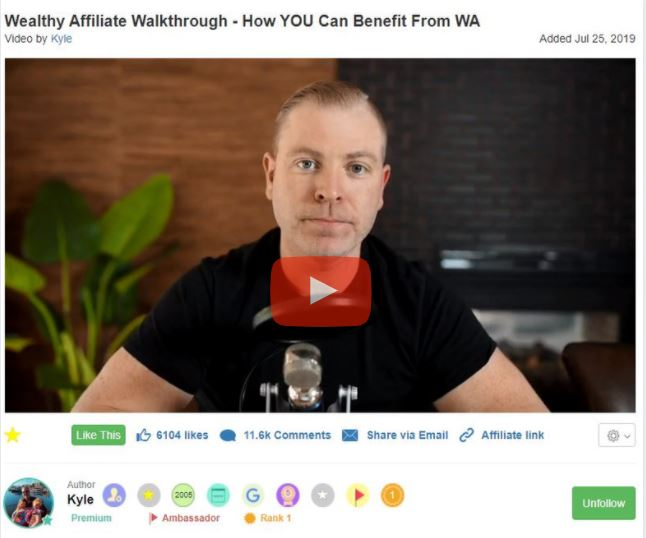 Benefits Of Working Zero-Hours Contracts -Wealthy Affiliate Walk-through