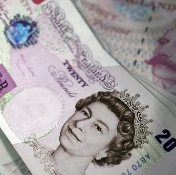 Image of British currency